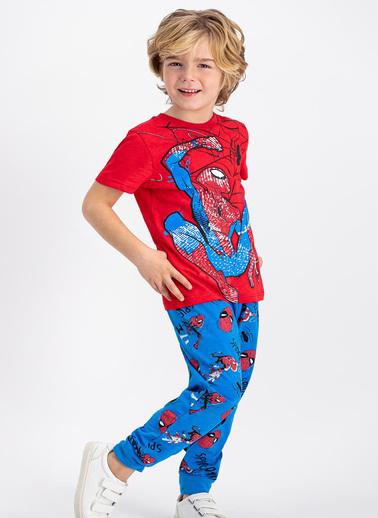Spider-Man Pijama Takım Kırmızı